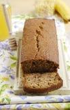 Het brood van de banaan Royalty-vrije Stock Fotografie