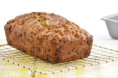 Het Brood van de banaan Royalty-vrije Stock Foto