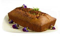 Het Brood van de banaan Stock Fotografie