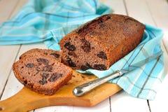 Het Brood van de gedroogde pruim en van de Haven Royalty-vrije Stock Foto's