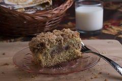 Het Brood van de kaneelkruimeltaart Royalty-vrije Stock Fotografie