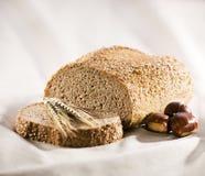 Het brood van de kastanje Stock Afbeeldingen