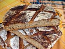 Het brood van de markt. Stock Afbeeldingen