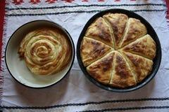 Het brood van de oma Royalty-vrije Stock Afbeeldingen