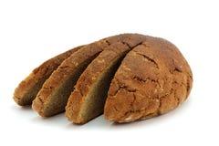 Het brood van de plaatrogge royalty-vrije stock afbeelding
