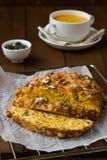 Het brood van de pompoen Royalty-vrije Stock Fotografie