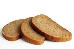 Het brood van de rogge. stock afbeelding