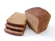 Het brood van de rogge Stock Afbeeldingen