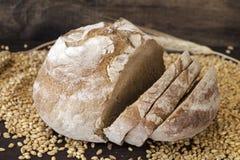 Het brood van de rogge stock foto's