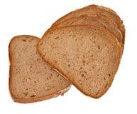 Het brood van de rogge. Isoleer Stock Afbeelding