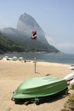 Het Brood van de suiker, Rio de Janeiro Royalty-vrije Stock Afbeeldingen