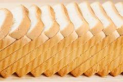 Het brood van de tarwetoost Royalty-vrije Stock Fotografie