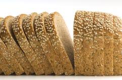 Het brood van de vorm Stock Afbeeldingen