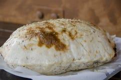 Het brood van Focaccia Royalty-vrije Stock Foto's