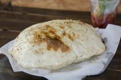 Het brood van Focaccia Royalty-vrije Stock Afbeelding
