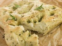 Het Brood van Foccacia Stock Foto