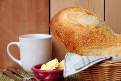 Het brood van het griesmeel Royalty-vrije Stock Fotografie
