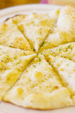 Het brood van het knoflook Stock Foto
