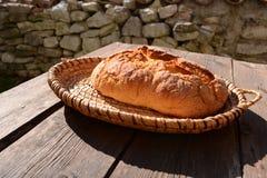 Het brood van het land Royalty-vrije Stock Foto's