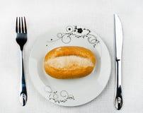 Het brood van het ontbijt Royalty-vrije Stock Foto
