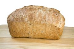 Het Brood van Multigrain stock fotografie