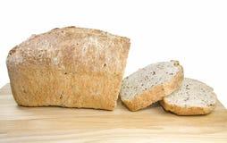 Het Brood van Multigrain royalty-vrije stock foto