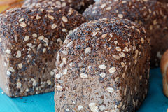 Het brood van Multigrain Stock Afbeelding