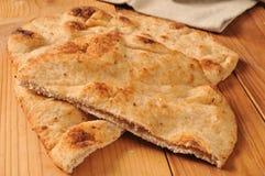 Het Brood van Naan Stock Foto