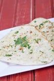Het Brood van Naan Royalty-vrije Stock Foto