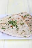 Het Brood van Naan Royalty-vrije Stock Fotografie
