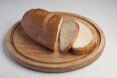 Het brood van plakken Royalty-vrije Stock Foto