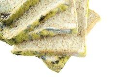 Het brood verliep vier stuk Royalty-vrije Stock Foto's