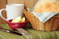 Het broodbrood van het griesmeel Stock Foto's