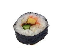 Het broodje-ontwerp van sushi element royalty-vrije stock afbeelding