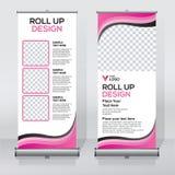 Het broodje op het malplaatje van het bannerontwerp, abstracte achtergrond, trekt ontwerp, moderne x-banner, rechthoekgrootte uit vector illustratie