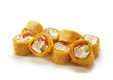 Het Broodje van Burrito Stock Foto's