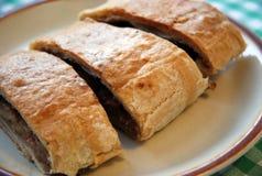 Het broodje van de appel Royalty-vrije Stock Afbeelding