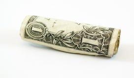 Het broodje van de dollar Stock Afbeeldingen