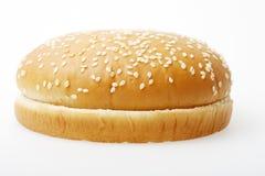 Het broodje van de hamburger Stock Foto's