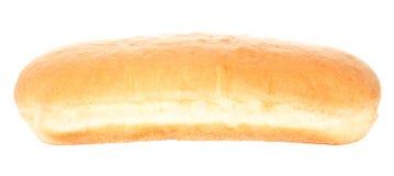 Het Broodje van de hotdog stock foto's