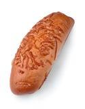 Het broodje van de kaas Stock Foto