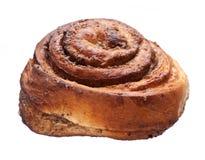 Het Broodje van de kaneel Stock Foto