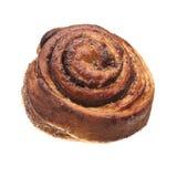 Het Broodje van de kaneel Royalty-vrije Stock Afbeelding