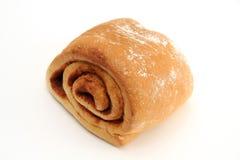 Het broodje van de kaneel royalty-vrije stock foto's