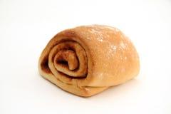 Het broodje van de kaneel royalty-vrije stock afbeeldingen