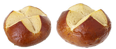 Het broodje van de loog royalty-vrije stock foto's