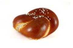 Het broodje van de pretzel Royalty-vrije Stock Fotografie