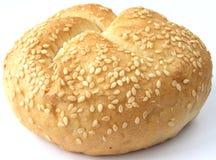 Het broodje van de sesam Royalty-vrije Stock Fotografie
