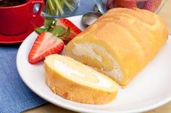 Het Broodje van de spons Stock Foto's