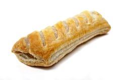 Het Broodje van de worst Stock Foto